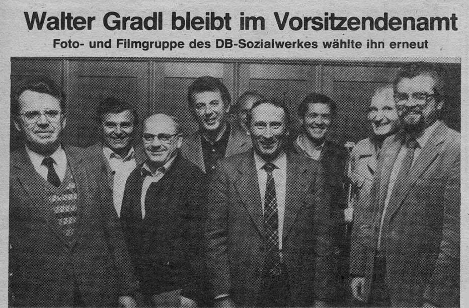 1983-Jahreshauptversammlung