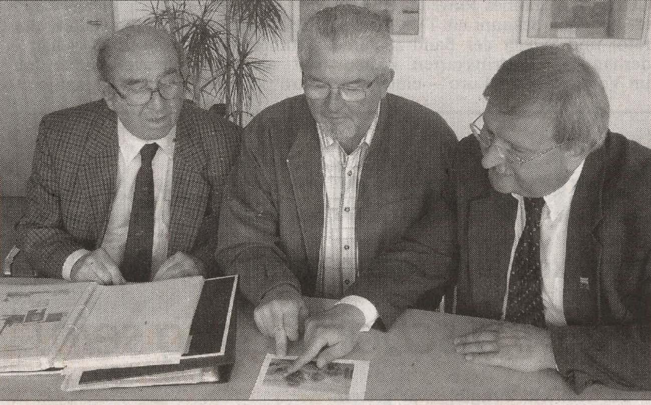 Oberbürgermeister würdigt Bahn-Dokumentation