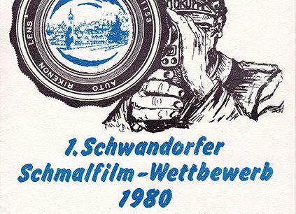 1. Schwandorfer Schmalfilm-Wettbewerb