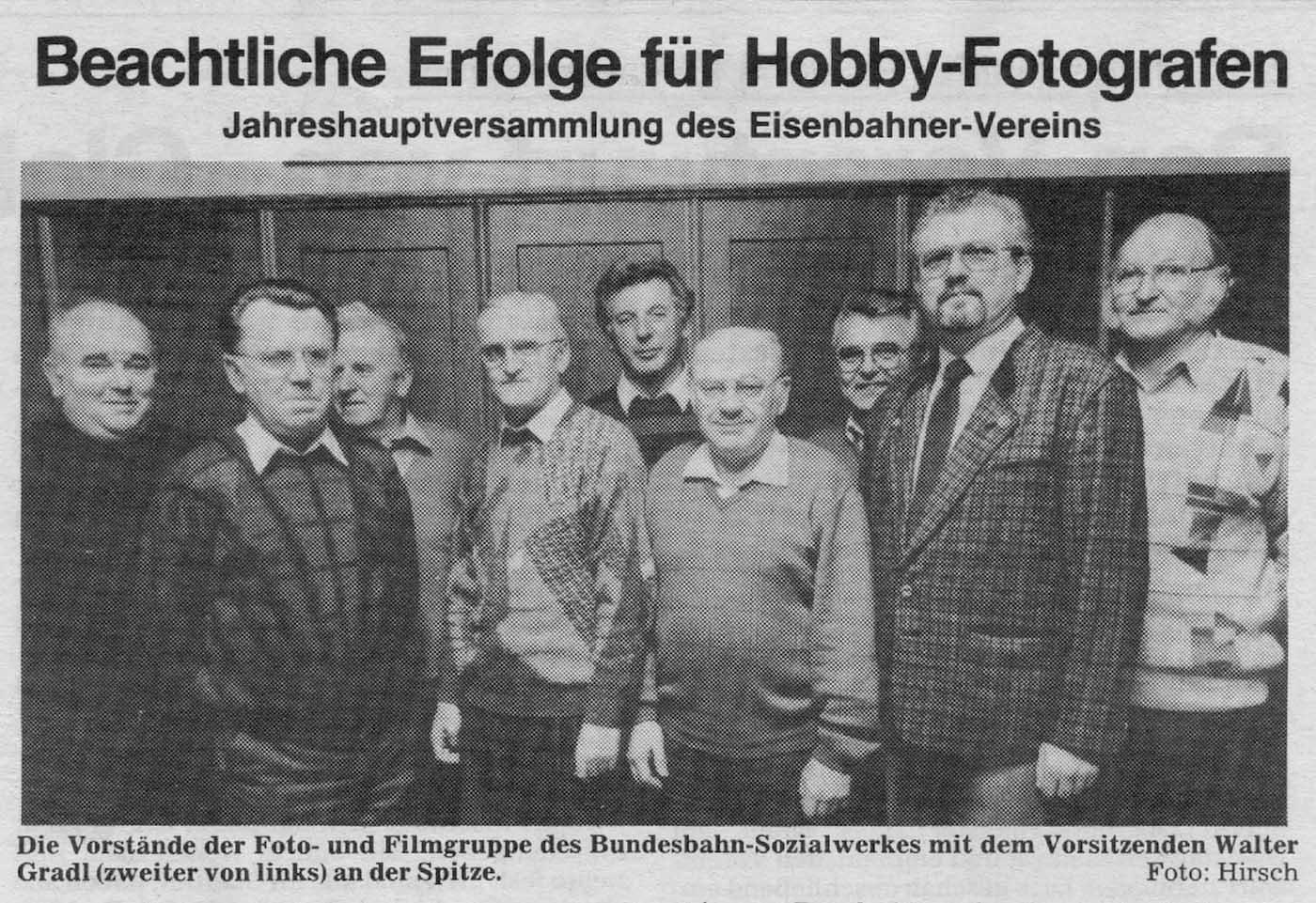 Beachtliche Erfolge für Hobby-Fotografen