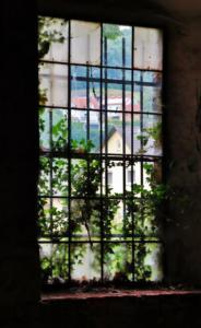 alte Glasschleif