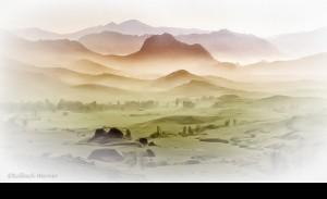 Malerische Landschaft PORTUGAL