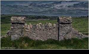 Steinmauer IRLAND