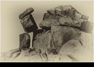 Steinwürfel NAMIBIA