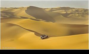 Wo ist der Weg LIBYIEN